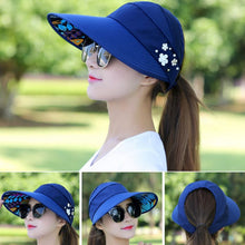 Load image into Gallery viewer, Sun Hat - UV Travel Protection