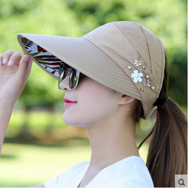 Sun Hat - UV Travel Protection
