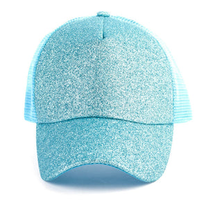 New Ponytail Baseball Caps