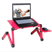 Load image into Gallery viewer, Adjustable Ergonomic Laptop Desk