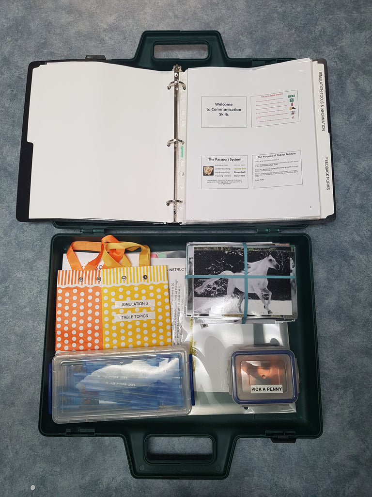 040 Advanced Duha Communication Skills Kit