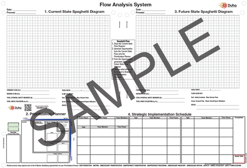 012 Advanced Spaghetti Flow Analysis System (DCOE20)