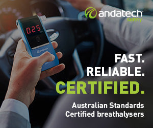 Andatech Breathalyzers - Fast Reliable Certified