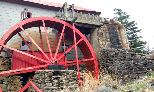 Old Mill of Guilford modal