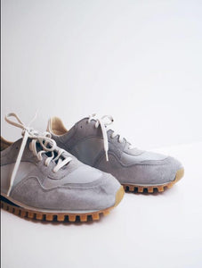 MARATHON LOW GREY Zapatilla