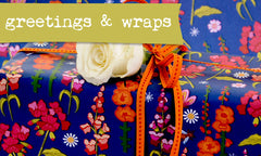 Greetings & wraps
