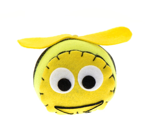Sock bee stress reliever