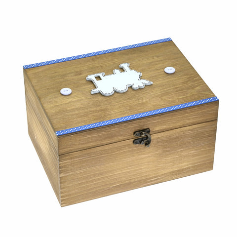 Children's Personalised Rustic Boxes