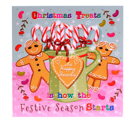 Christmas Treats – Christmas card