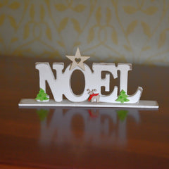 Small Noel standing sign