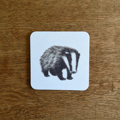 Boris badger coaster