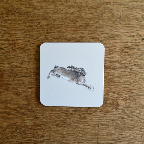 Leaping hare coaster