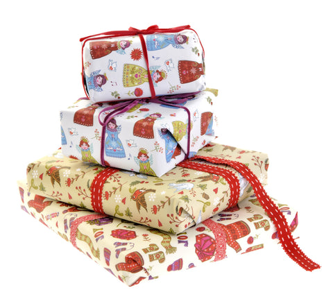 Gift-wrap service
