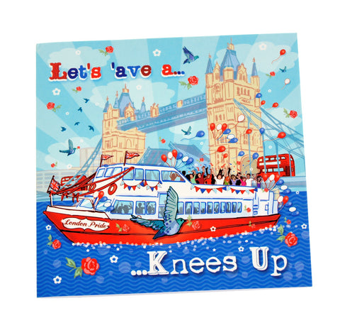 Let's 'ave a...knees up