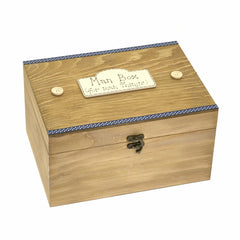 Man's Rustic Box