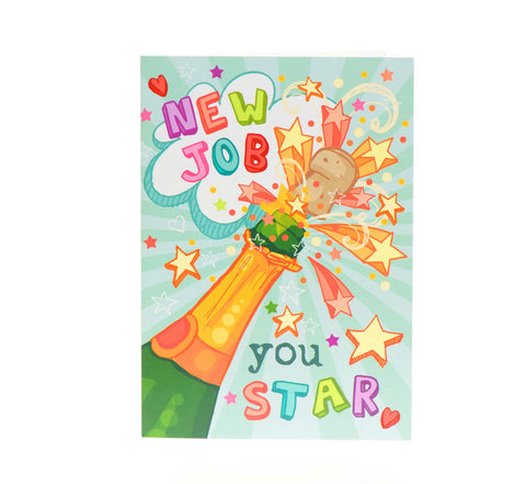 New Job – You Star