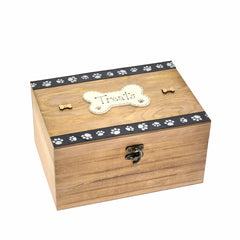 Doggy Treat Rustic Box