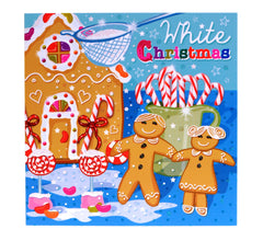 White Christmas – Christmas card