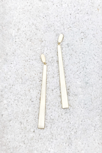Minimal Brooklyn Earrings