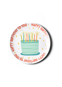 SH Happy Birthday Boy Dinner Plate