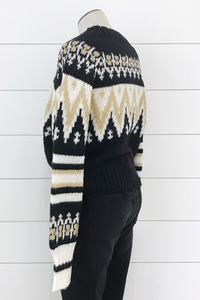 Ski Lodge Sweater