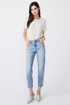 Debbie Slim Fit Mom Jeans