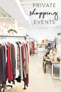 Host a Private Shopping Event! - House of Lucky