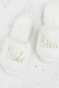 SH Bride Slippers
