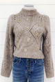 Emma Puff Sleeve Sweater