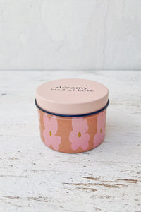 Dreamy Kind Of Love Mini Candle