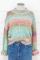 Bright Snow Dust Sweater