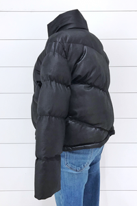 Answer My Layer Puffer Coat