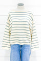 Spring Stripes Sweater