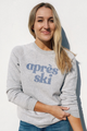Apres Ski Fleece Sweatshirt