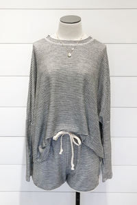 Baby Stripe Pullover