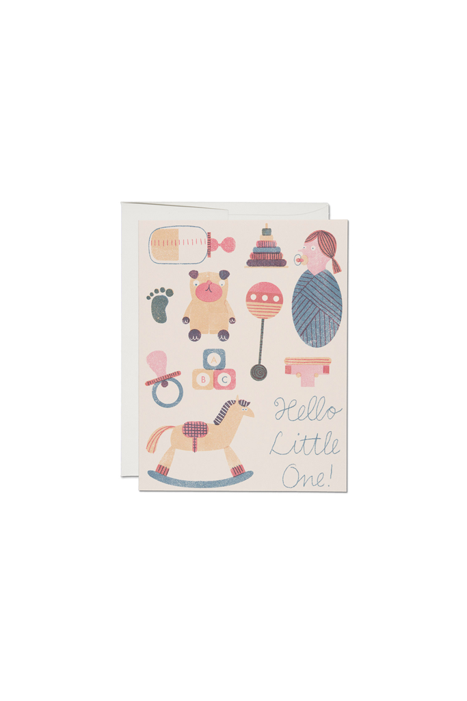 Baby Things Card