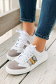 Barbara Lace Up Sneaker