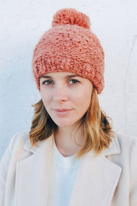 Basic Mango Yarn Hat