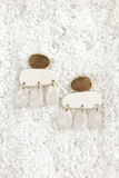 Bedrock Earrings