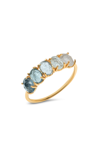 Ombré Birthstone Ring