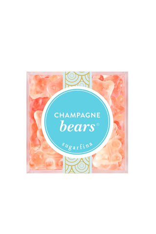 Champagne Bears - House of Lucky