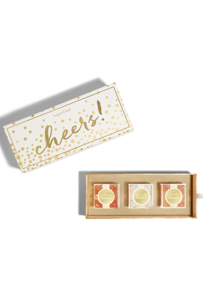 Cheers 3pc Bento Box - House of Lucky