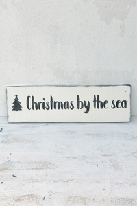 SH Christimas By The Sea Sign