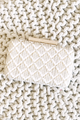 Cicley Woven Clutch