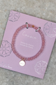 Mini Rose Quartz Bracelet