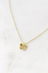 Dainty Link Butterfly Necklace