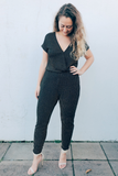 Disco Down Jumpsuit