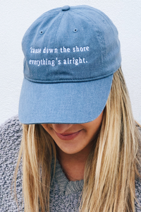 SH Down the Shore Hat