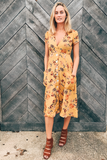 Easy Breezy Floral Dress