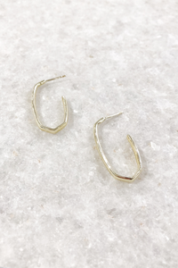 Ellen Hoop Earrings
